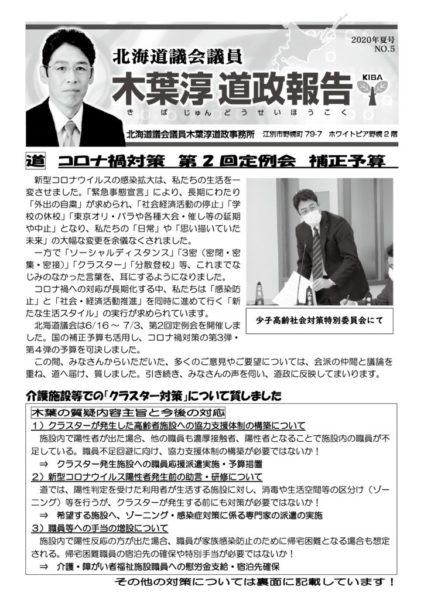 道政報告No,5